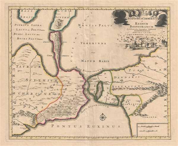 Bosphorus Cimmerius et Regnum Bosphoranum.