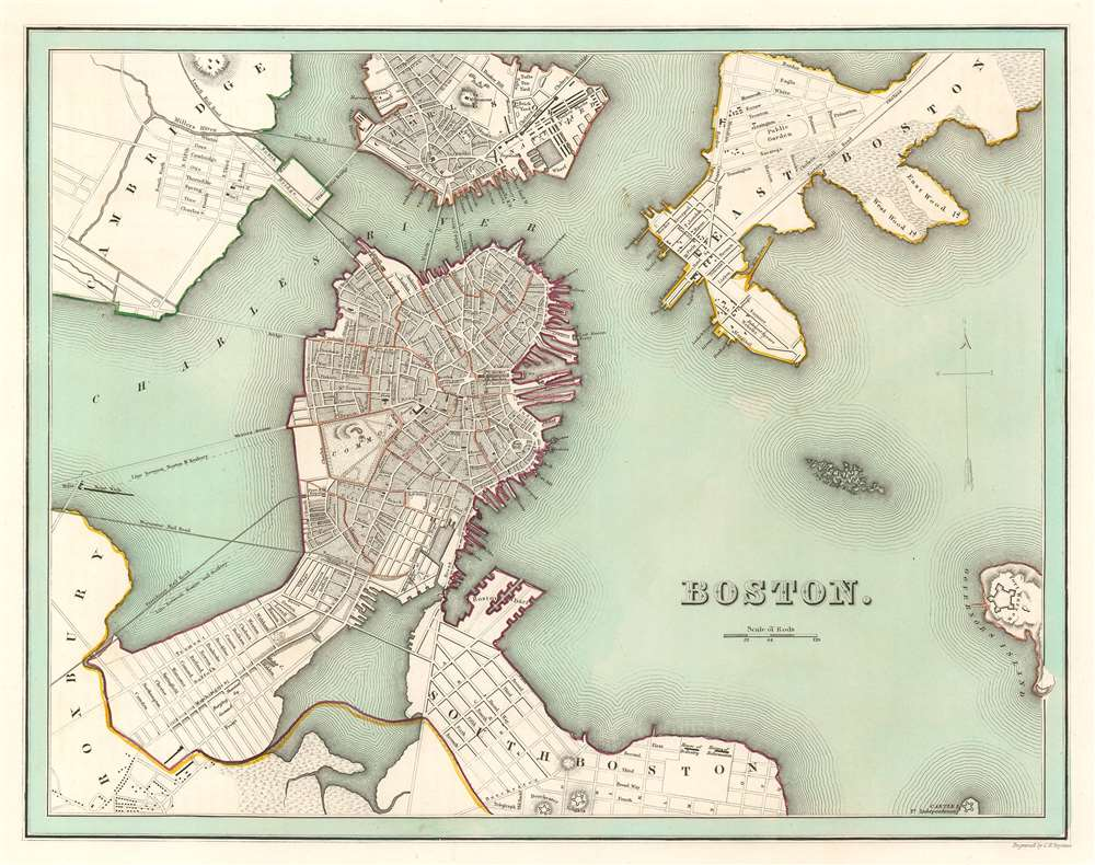 Boston. - Main View