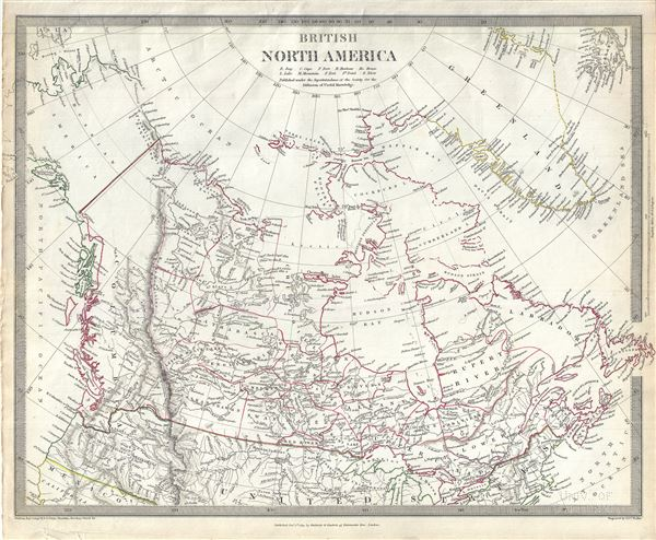 British North America.
