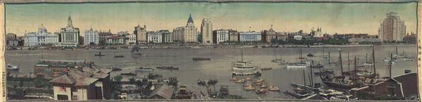 The Bund, Shanghai - Main View