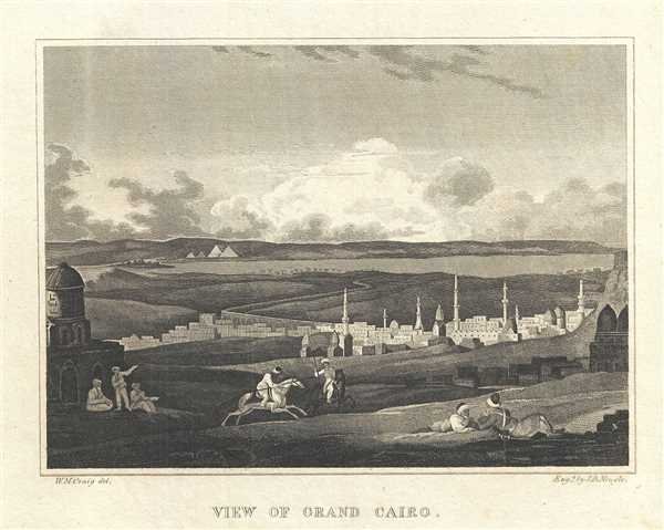 View of Grand Cairo.
