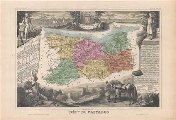 Dept. du Calvados.