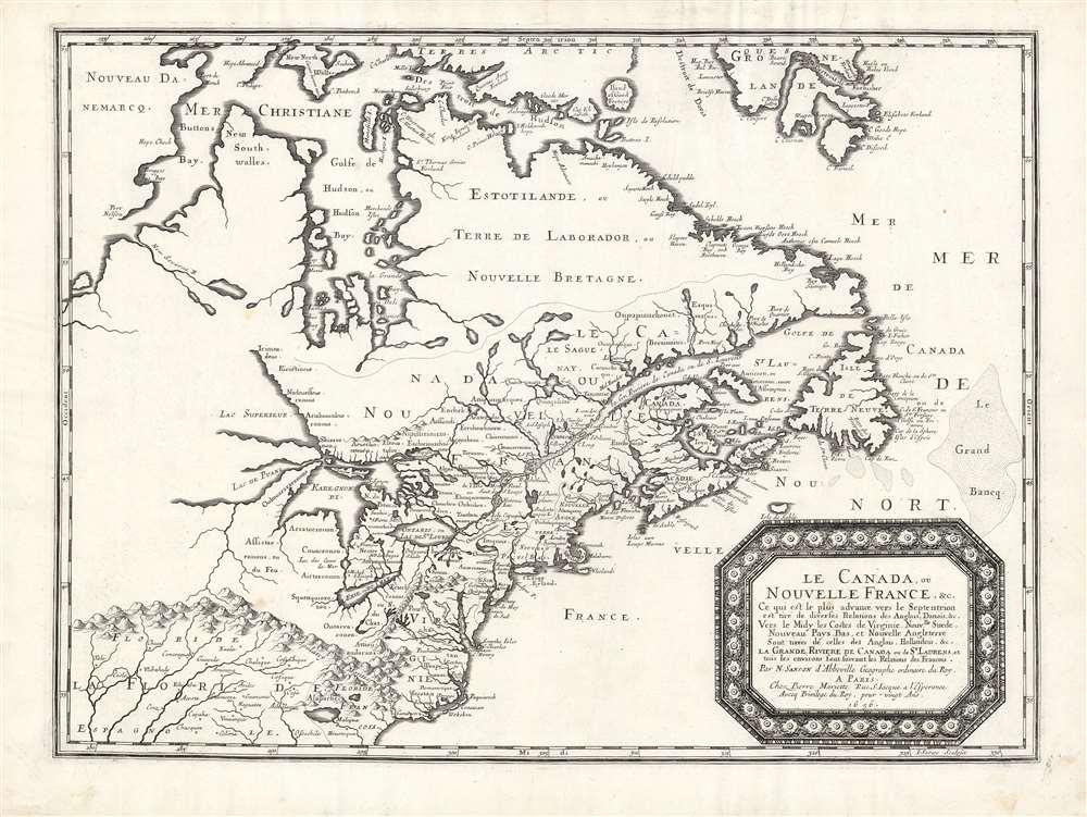 Le Canada, ou Nouvelle France... - Main View