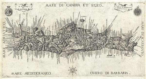 Il Regno di Candia.