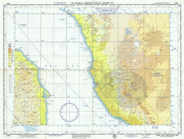 Cape Abu Shagara Egypt-Saudi Arabia-Sudan. - Main View