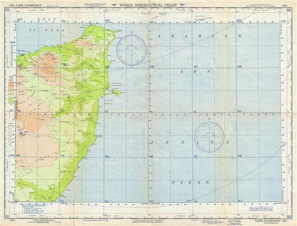 Cape Guardafui Italian Somaliland. - Main View