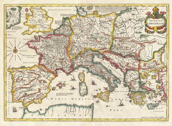 Imperium Caroli Magni. - Main View