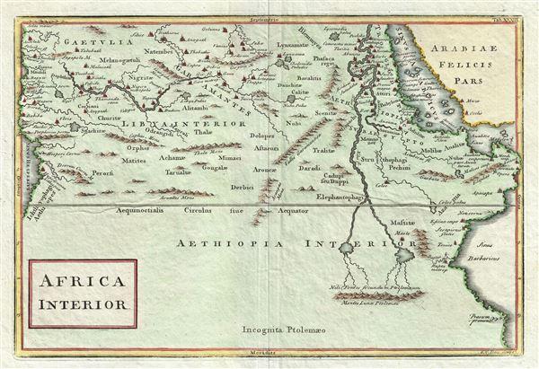 Africa Interior.