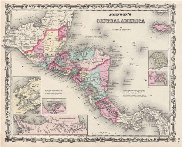 Johnson's Central America.