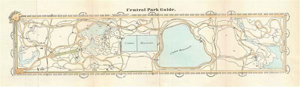 Central Park Guide.