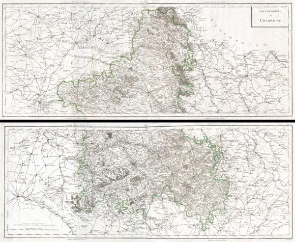 Carte Générale de l'Ile de St. Domingue.