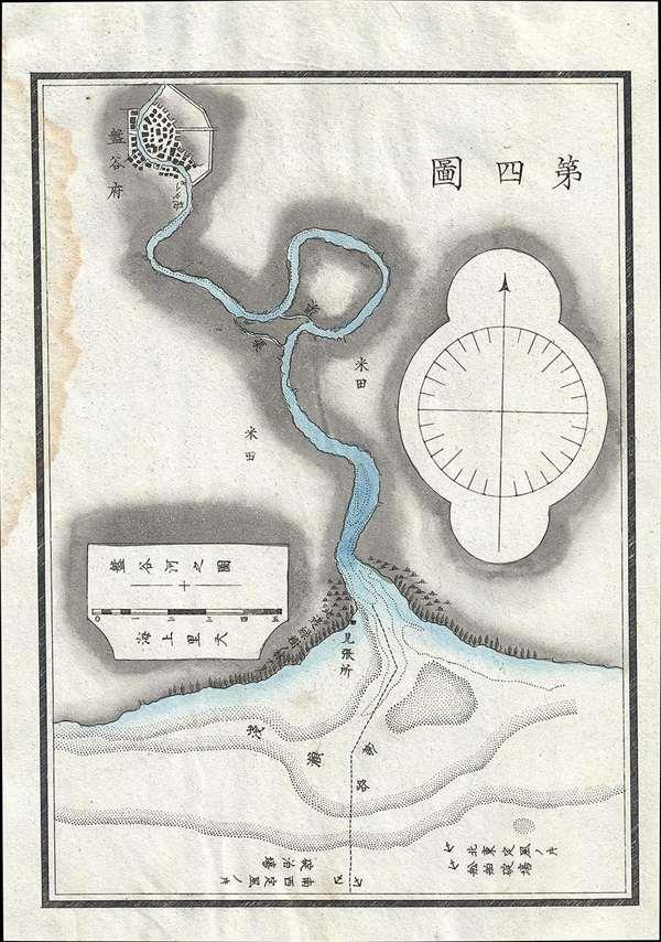 第四圖 / The Fourth Map.