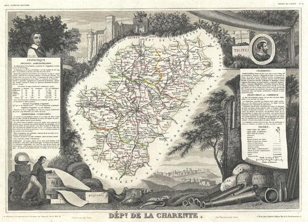 Dept. de la Charente.