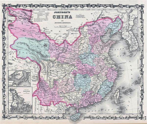 Johnson's China. - Main View