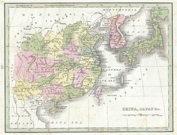 China and Japan etc. - Main View
