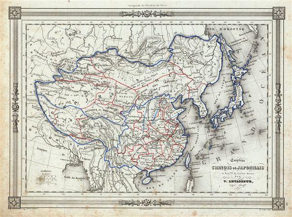 Empires Chinois et Japonnais et Roy.me de Lieou-Kieou.