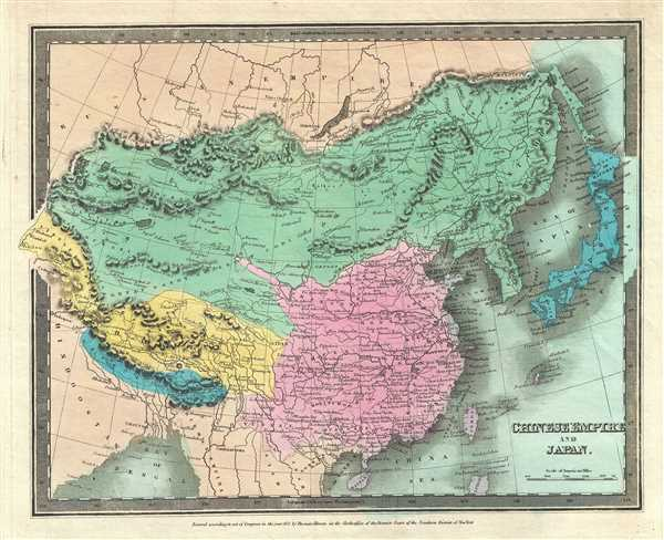 Chinese Empire and Japan.