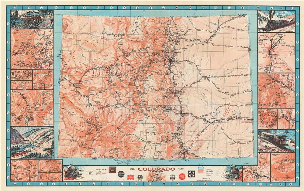 Colorado Railroads.