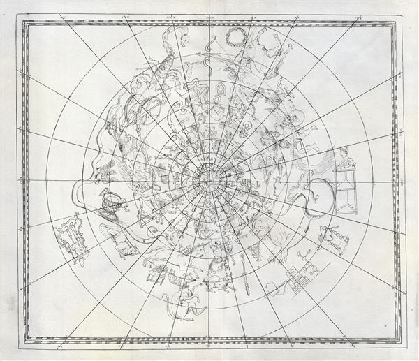 [Celestial Map] Untitled. - Main View