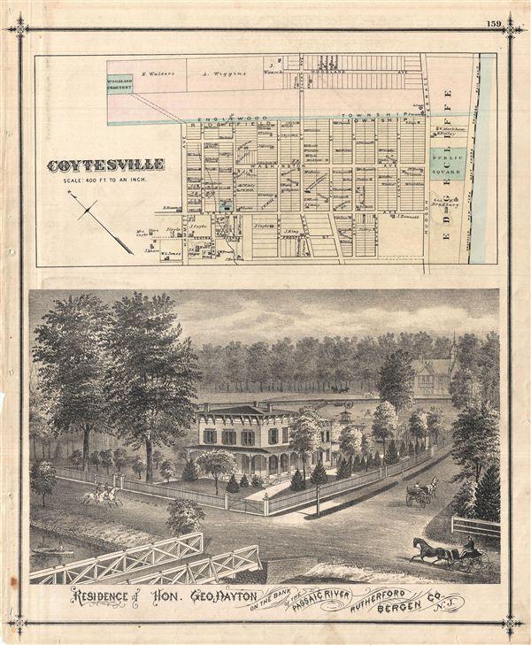Coytesville.