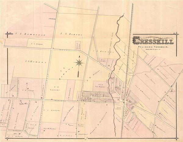 Cresskill, Palisade Township.