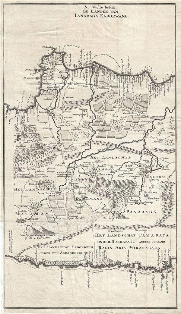 N. Vysde bestek, De Landen van Panaraga, Kadoewang.