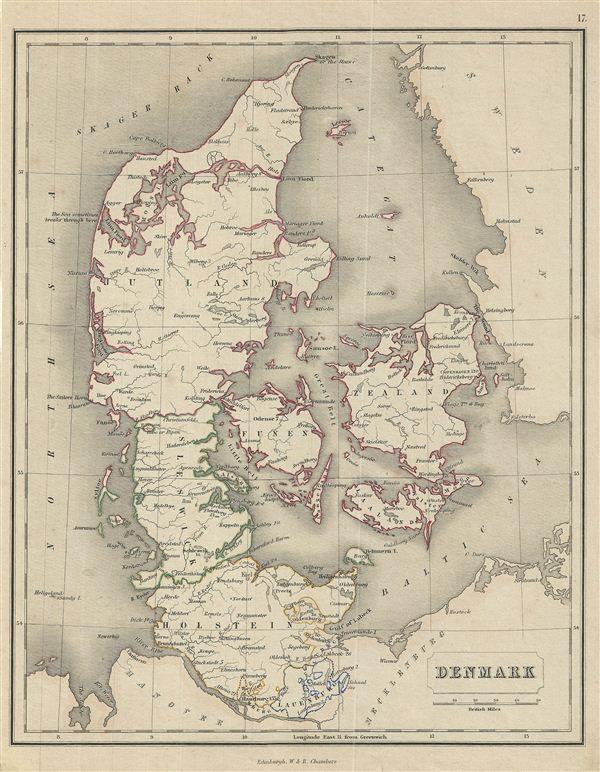 Denmark. - Main View