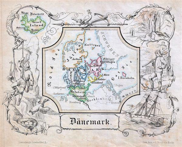 Danemark. - Main View