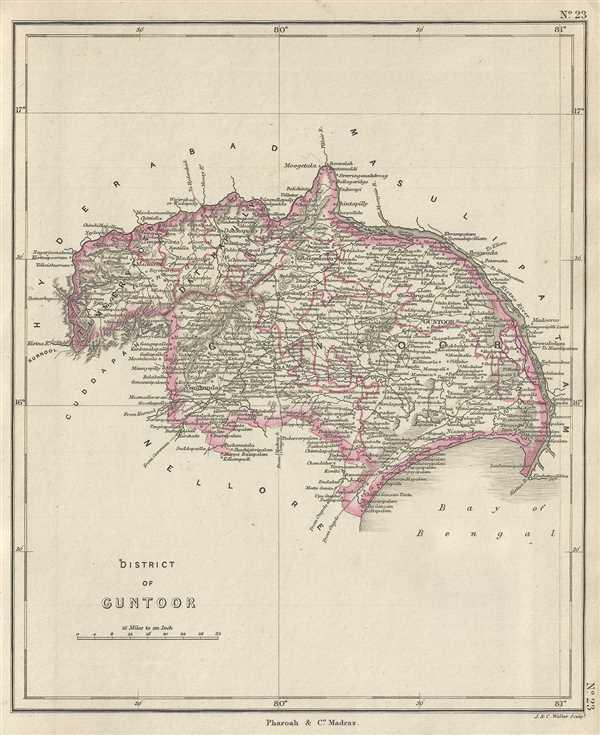 District of Guntoor. - Main View