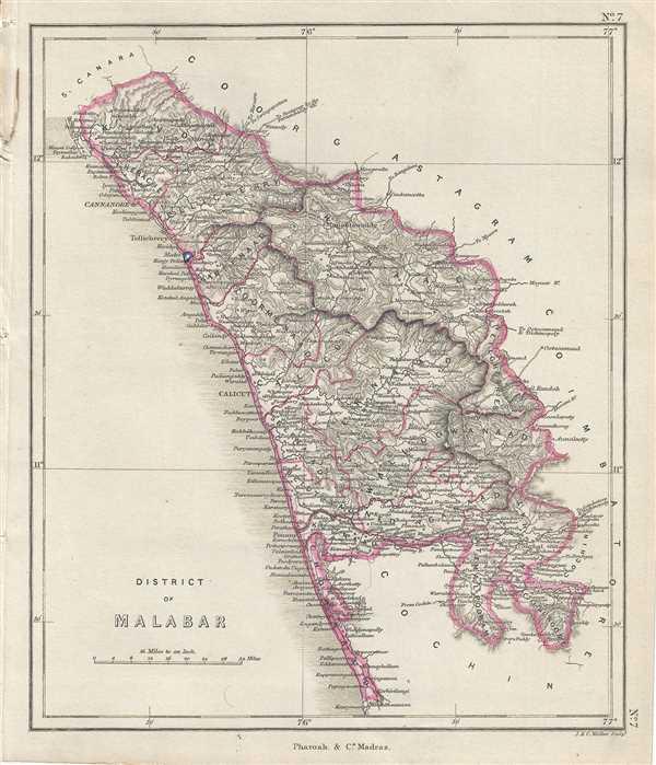 District of Malabar.