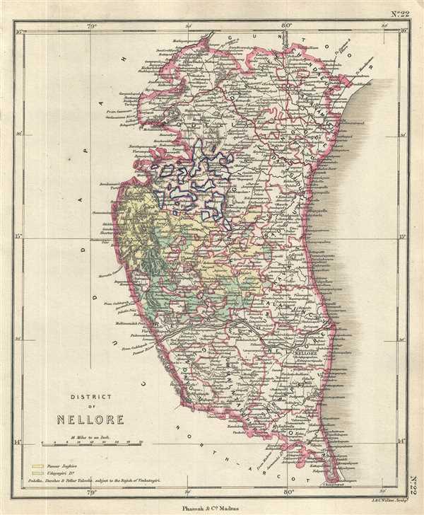 District of Nellore.