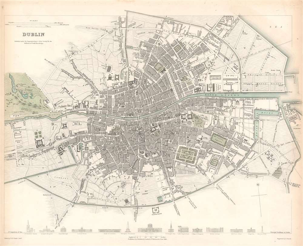 Dublin. - Main View
