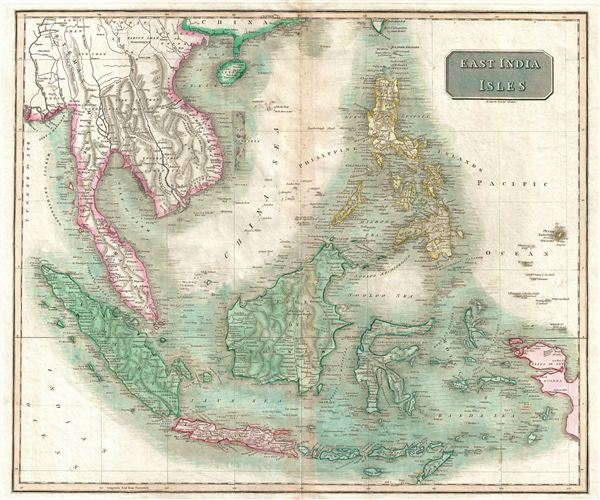 East India Isles. - Main View