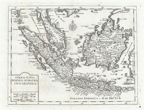 Isole di Sunda Borneo Sumatra Iava Grance & c.