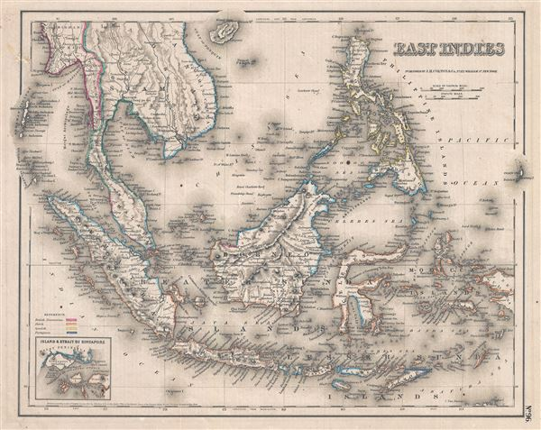 East Indies. - Main View