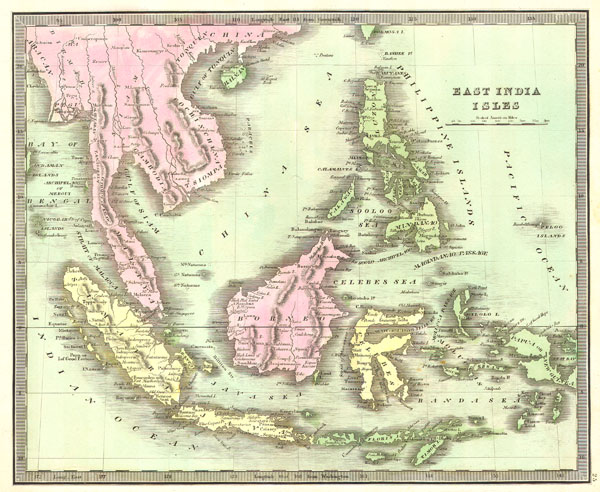 East India Isles - Main View