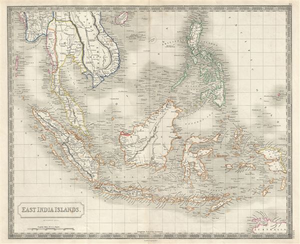East India Islands. - Main View