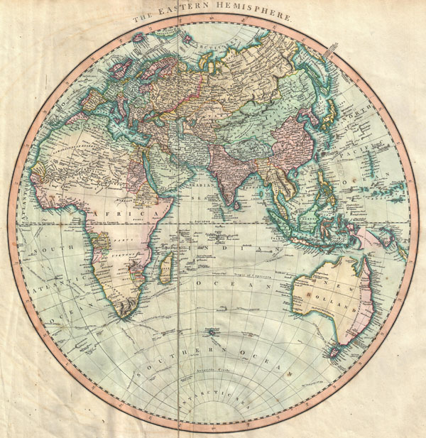 The Eastern Hemisphere - Main View