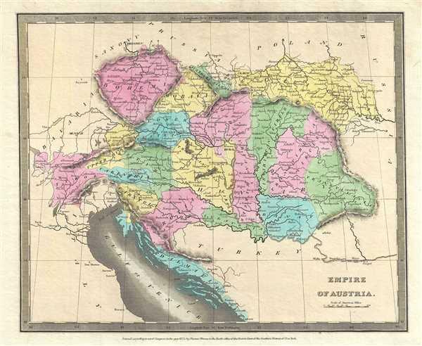 Empire of Austria.