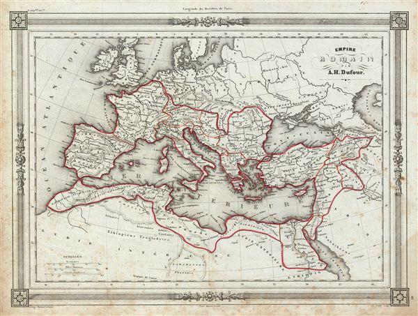 Empire Romain. - Main View
