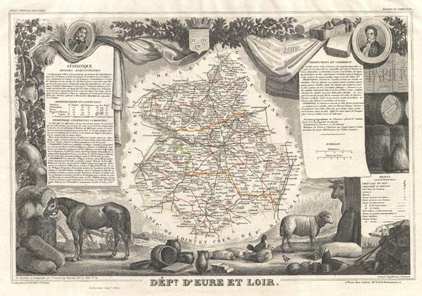 Dept. d'Eure et Loir.