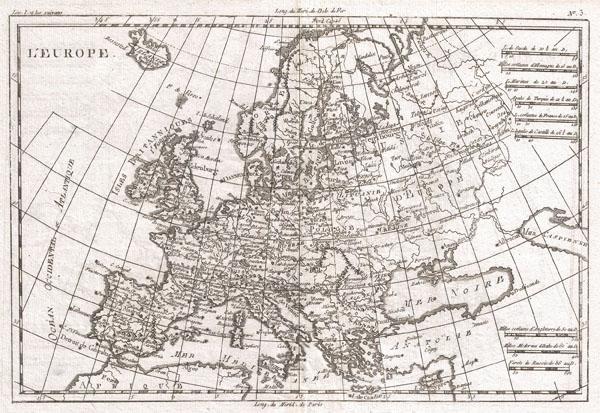 L'Europe. - Main View