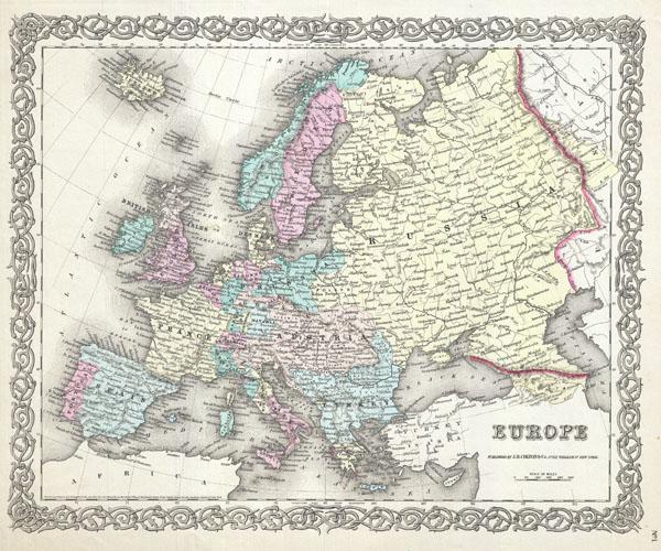 Europe - Main View