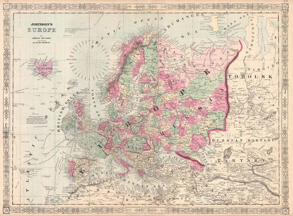 Johnson's  Europe.
