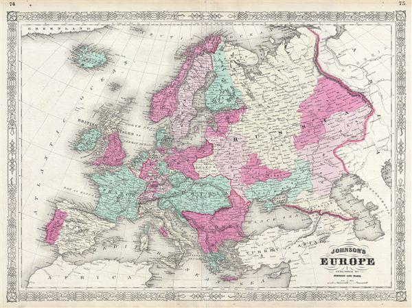 Johnsons's Europe.