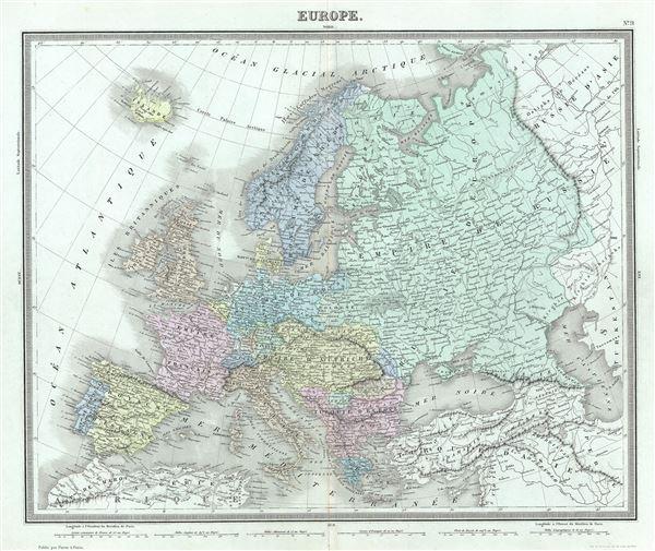 Europe. - Main View