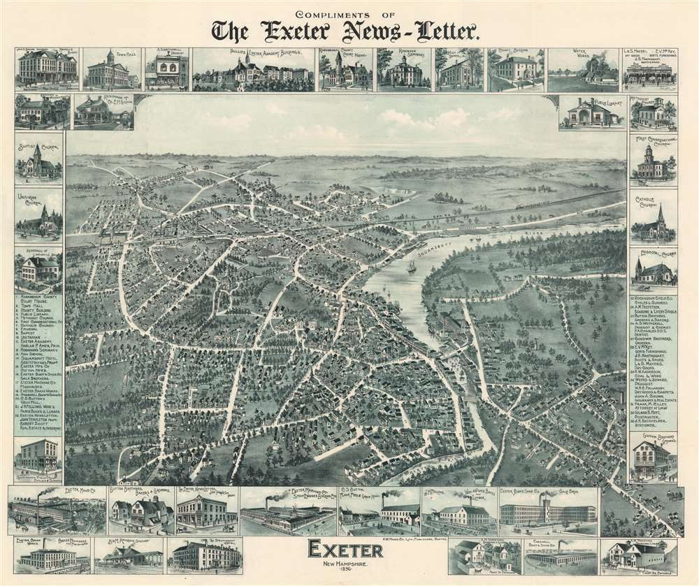 Exeter New Hampshire. - Main View