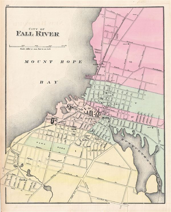 City of Fall River. - Main View