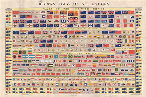Brown's Flags of All Nations.