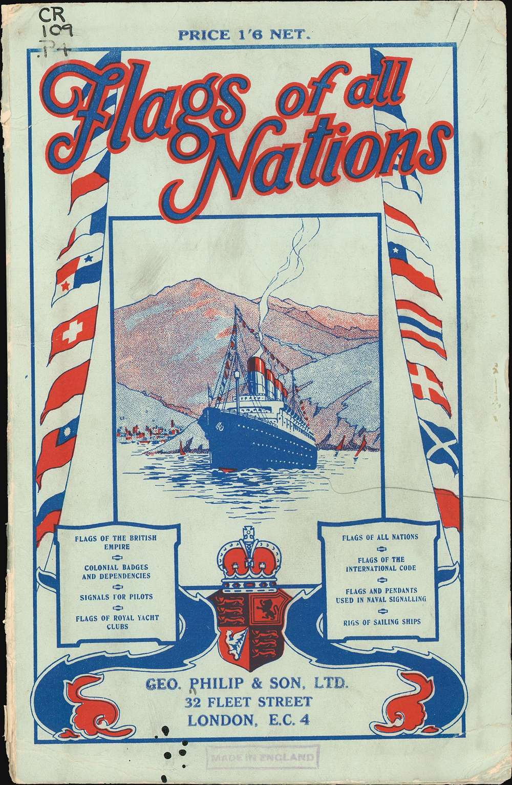 Philips' Flags of All Nations. - Alternate View 1